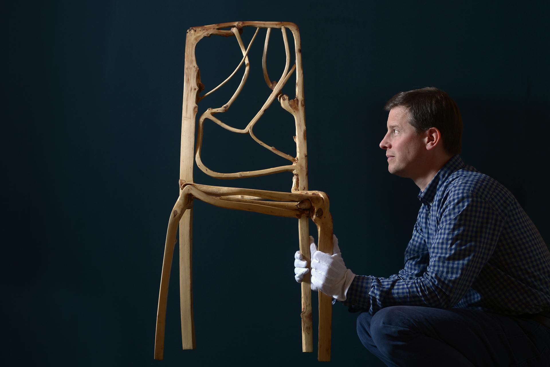 FullGrown - Steve Jackson curator National Museum of Scotland